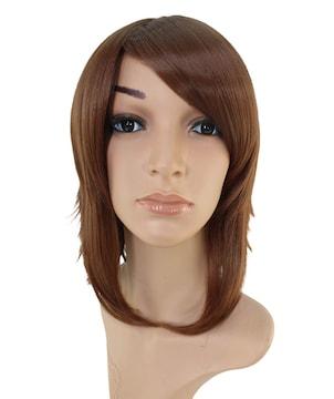 Wigs2you C-067 C-Natural Brown☆コスプレウィッグ