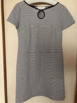プライベートレーベル☆サラッと着れるワンピース 伸縮性あり