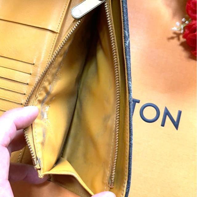 正規品LOUIS VUITTON人気のデニム♪3つ折りファスナー付長財布☆
