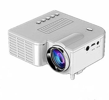 プロジェクター ホームシアター LED投影機 1080P