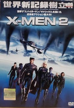 中古DVDX-MEN 2  ('03米)