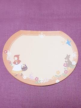 赤ずきんちゃん☆バラメモ10枚☆ミニサイズ