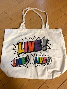 NEWS LIVE!LIVE!LIVE!2010トートバッグI点送料込み