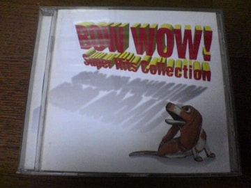 CD「BOW WOW〜SUPER HITS COLLECTION」1995年洋楽ヒット曲集