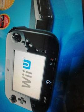 生産終了「任天堂WiiUプレミアムセット32GB」本体送料無料