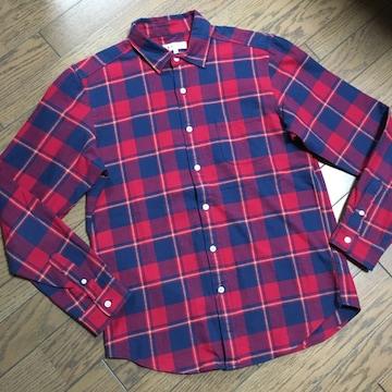 美品 TAKEO KIKUCHI チェックシャツ タケオ キクチ