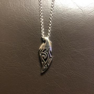 即決 Maori マオリ 925 SILVER ネックレス