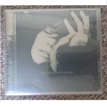 KF 今井美樹 CDアルバム 未来