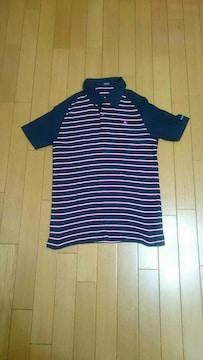 BURBERRY BLACK LABEL 半袖ポロシャツ