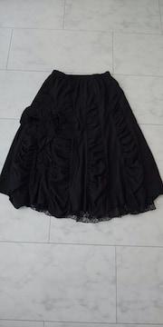 ゴスロリ☆マキシスカート☆