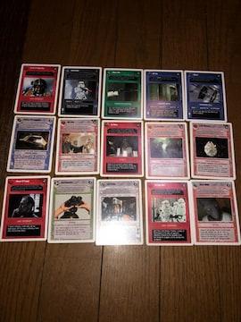 ★スターウォーズ カード 15枚 ★送料無料