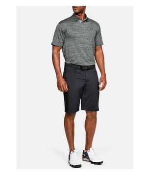 新品 定価7150円 アンダーアーマーポロシャツ 半袖 ゴルフ LG