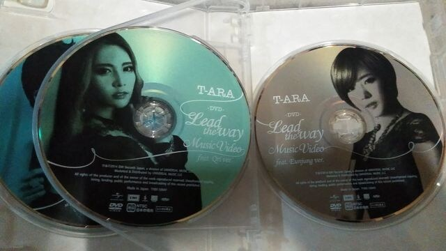 T-ARA-Lead  TheWay/LA'booN-9 < タレントグッズの