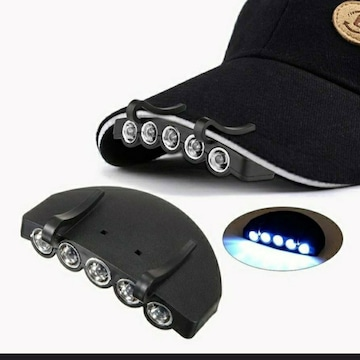 新品 未使用 帽子 キャップ ライト アウトドア ジョギング