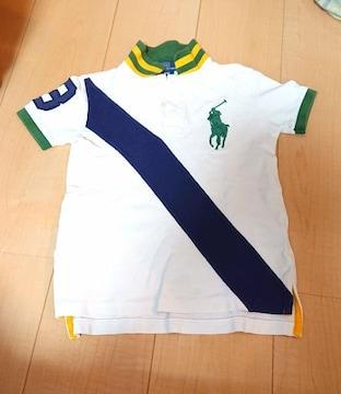 Polo☆Ralph Lauren / 4T /ビッグポニー☆ポロシャツ