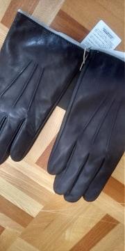 新品パルペノテア グアンティ手袋 Italy高級メンズ21000円
