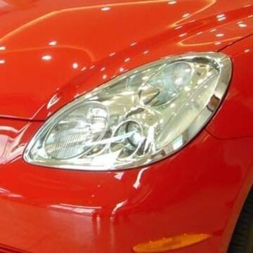 トヨタ ヘッドライト テールライト クロームリング ソアラ 40系