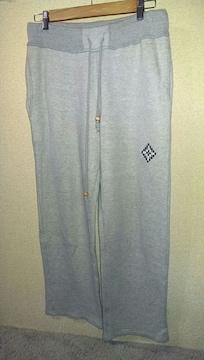 SOLCA ロンハーマン ネイティブ刺繍 スウェットパンツ S