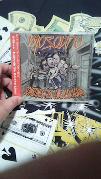 MOSQUITO�峠イコビリークリームソーダpsychobillyモスキート