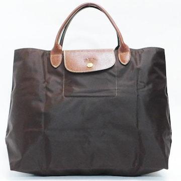 美品Longchampロンシャン トートバッグ エコバッグ  正規品