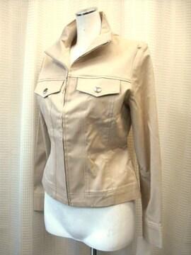 【エムドゥ】【未使用品】ジップアップジャケット