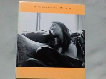 中島美嘉 「接吻 (ラヴァーズ・ロック・レゲエREMIX)」 限定5万枚廃盤貴重CD