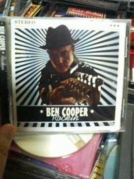 BEN COOPER/Rockinネオロカビリーレストレスクリームソーダベンクーパー内容最高