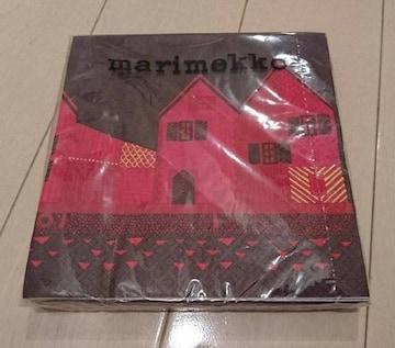 マリメッコ☆ペーパーナプキン☆3☆marimekko