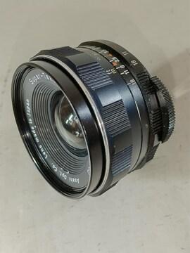Asahi Super-Takumar 35mm 1:3.5 難あり