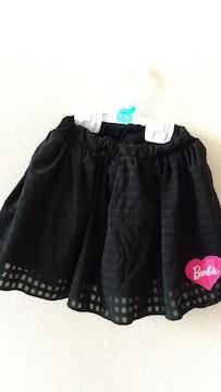 サイズ110☆Barbie☆ジャンパースカート