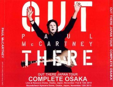 ポールマッカートニー 大阪公演 2013 11.11&12 2DAYS (5CD)!