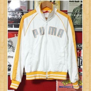 購入8500円 PUMA プーマ トレーニングジャケット ジャージ S レディース