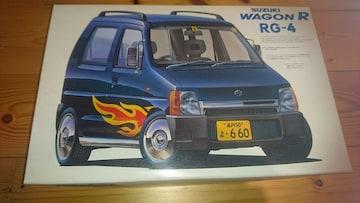 ☆絶版フジミ ワゴンRフレアー☆