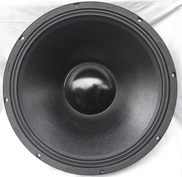 PA/ボーカル大口径46cmウーハー新品未使用品2本組