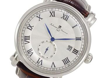 サルバトーレマーラ クロノ クオーツメンズ腕時計 SM13121-S