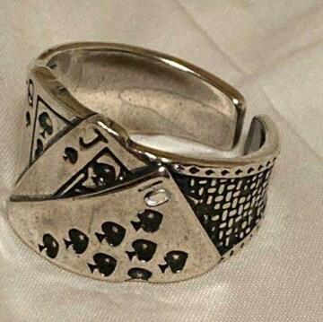 指輪 リング ユニセックス フリーサイズ