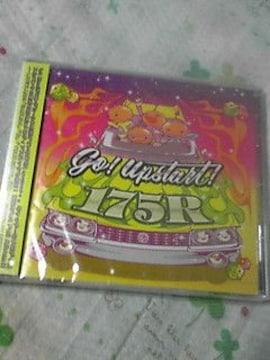 送料無料新品175Rアルバム Go!upstart!