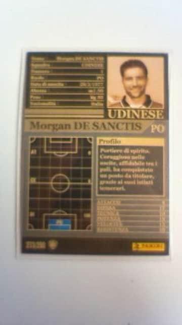 0203 デ・サンクティス(イタリア語) < トレーディングカードの