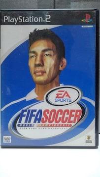 PS2 FIFA サッカー ワールドチャンピオンシップ