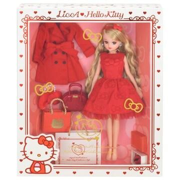 第10弾 リカ 「Licca Hello Kitty Celebration Styl◆新品未使用