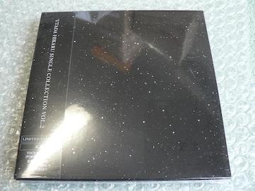 宇多田ヒカル/SINGLE COLLECTION VOL.2【2CD】初回盤/新品未開封