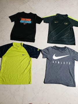 ナイキTシャツ4枚セット キッズMサイズ
