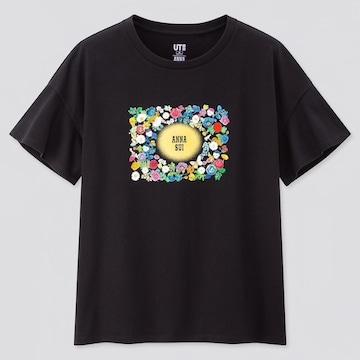 送料無料【ANNA SUI /ユニクロ】UT  Tシャツ(XL)新品タグ付