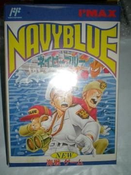 FC  海戦ゲーム ★ ネイビーブルー ★ 未使用品