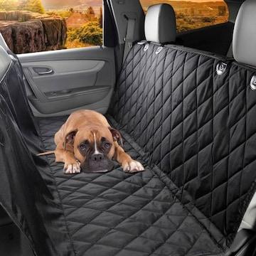 新型ペット用ドライブシート 車用