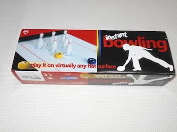 コンパクトボーリング instant bowling ミニボーリングセット