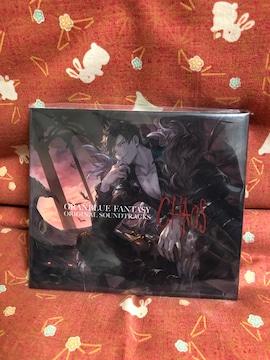 グランブルーファンタジー※サウンドトラックCD CHAOS※グラブル