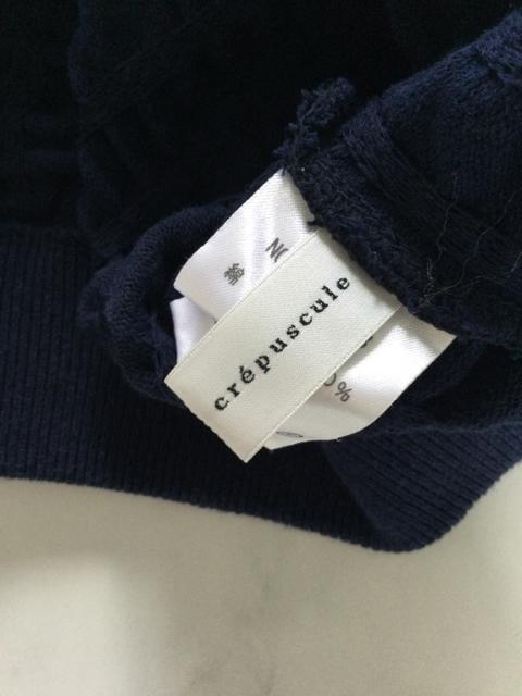 crepuscule 半袖 ニット サイズ2 クレプスキュール < 男性ファッションの