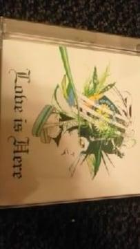 CD+DVD ジャンヌダルク Love is Here 帯付き