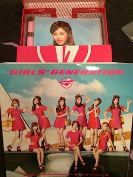 超レア!☆少女時代/Girls&Peace☆豪華初回盤/CD+DVD+特典/超美品